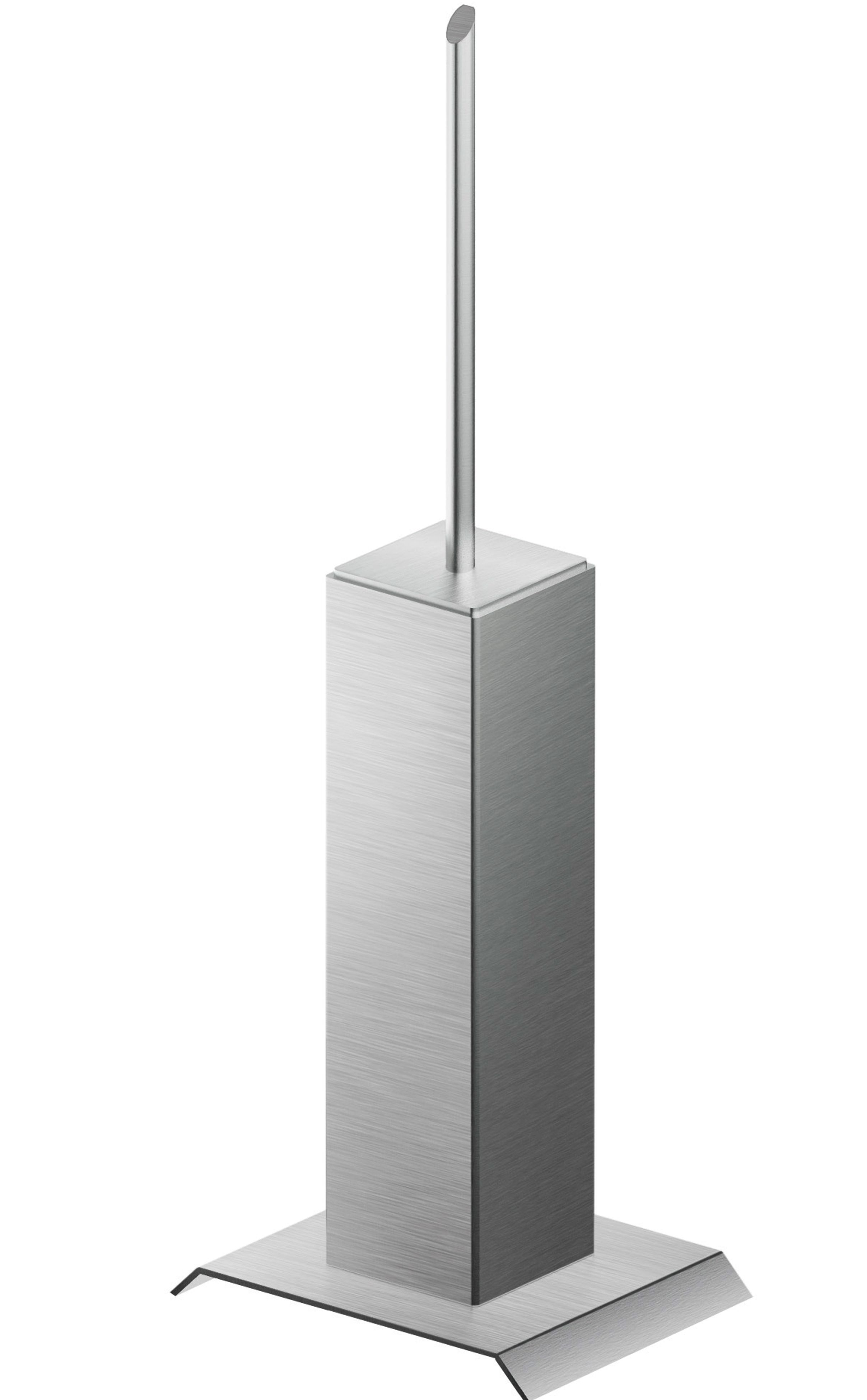 MGS AC913 Toilet Brush Holder - matte stainless
