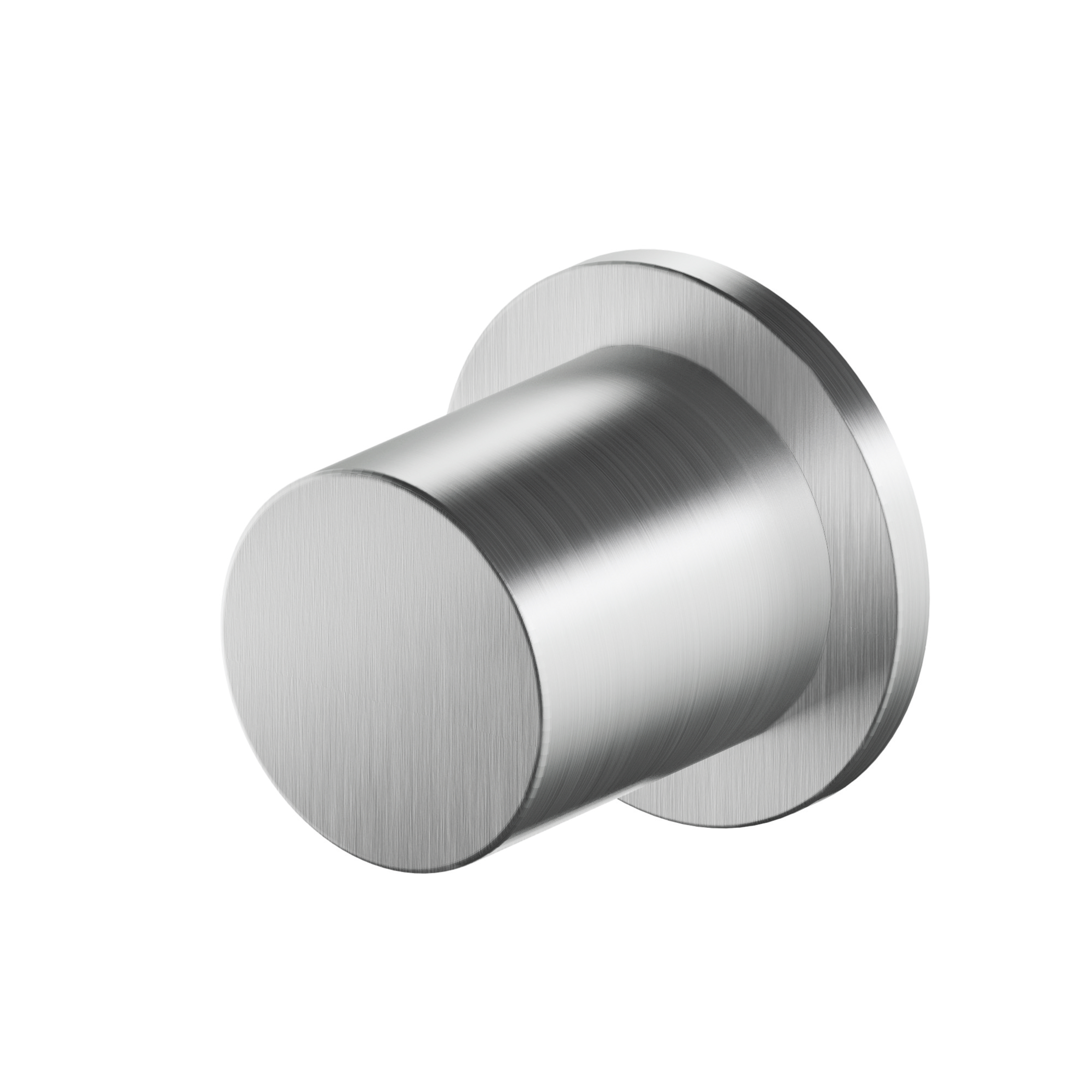 MGS AC974 Wall Mounted Water Outlet - matte stainless