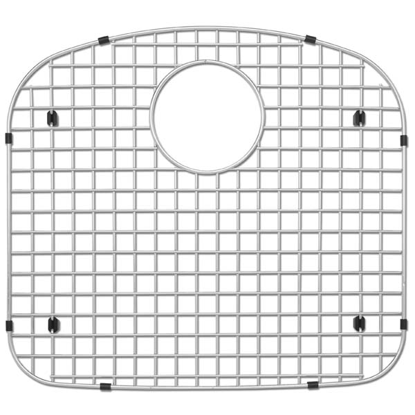 220992 Blanco Stainless Steel Sink Grid (Fits Wave large bowl)