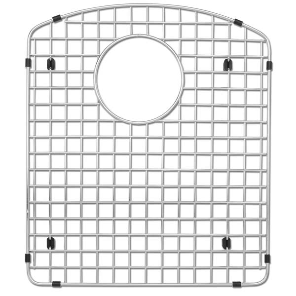 220998 Blanco Stainless Steel Sink Grid (Fits Diamond 1-3/4 large bowl)