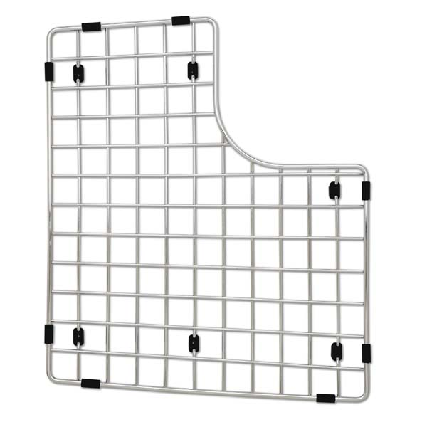 222429 Blanco Stainless Steel Sink Grid (Fits Performa Silgranit II Double Bowl left bowl)