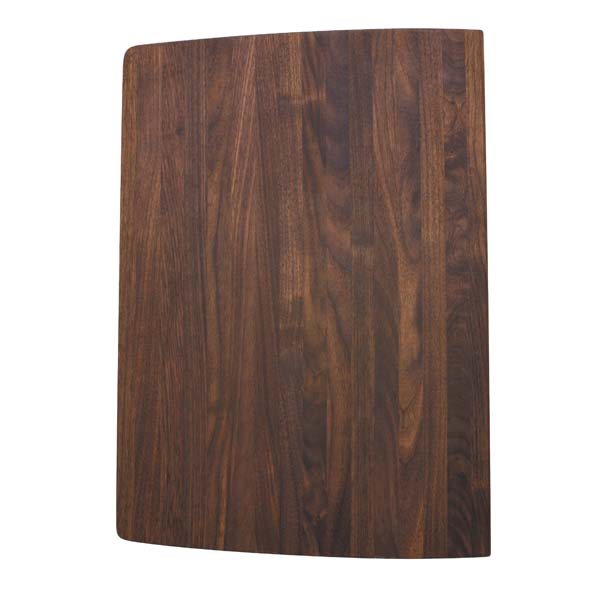 222587 Blanco Wood Cutting Board (Fits Performa Silgranit II Equal Double Bowl)