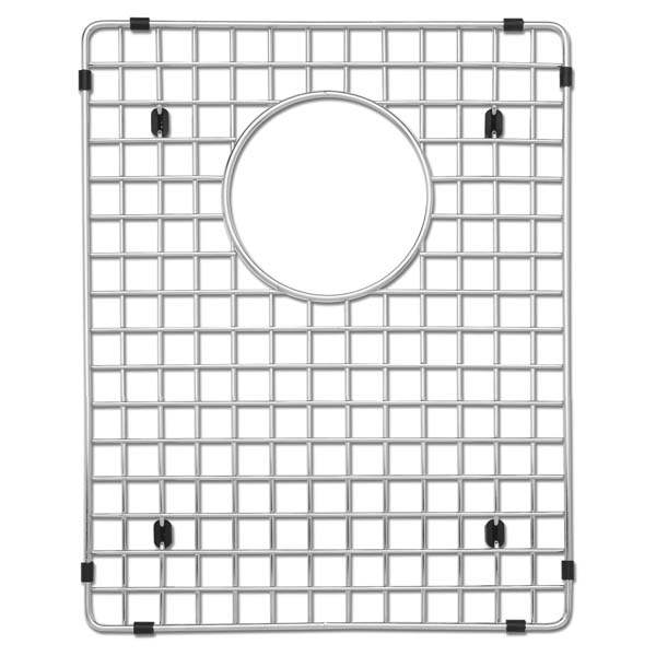 223189 Blanco Stainless Steel Sink Grid (Fits Precision & Precision 10 1-3/4 Bowl right bowl)