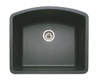 440174 Blanco Diamond Single Bowl Silgranit II (Um) - Anthracite