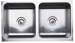 440286 Blanco Magnum Equal Double Bowl Sink with Apron