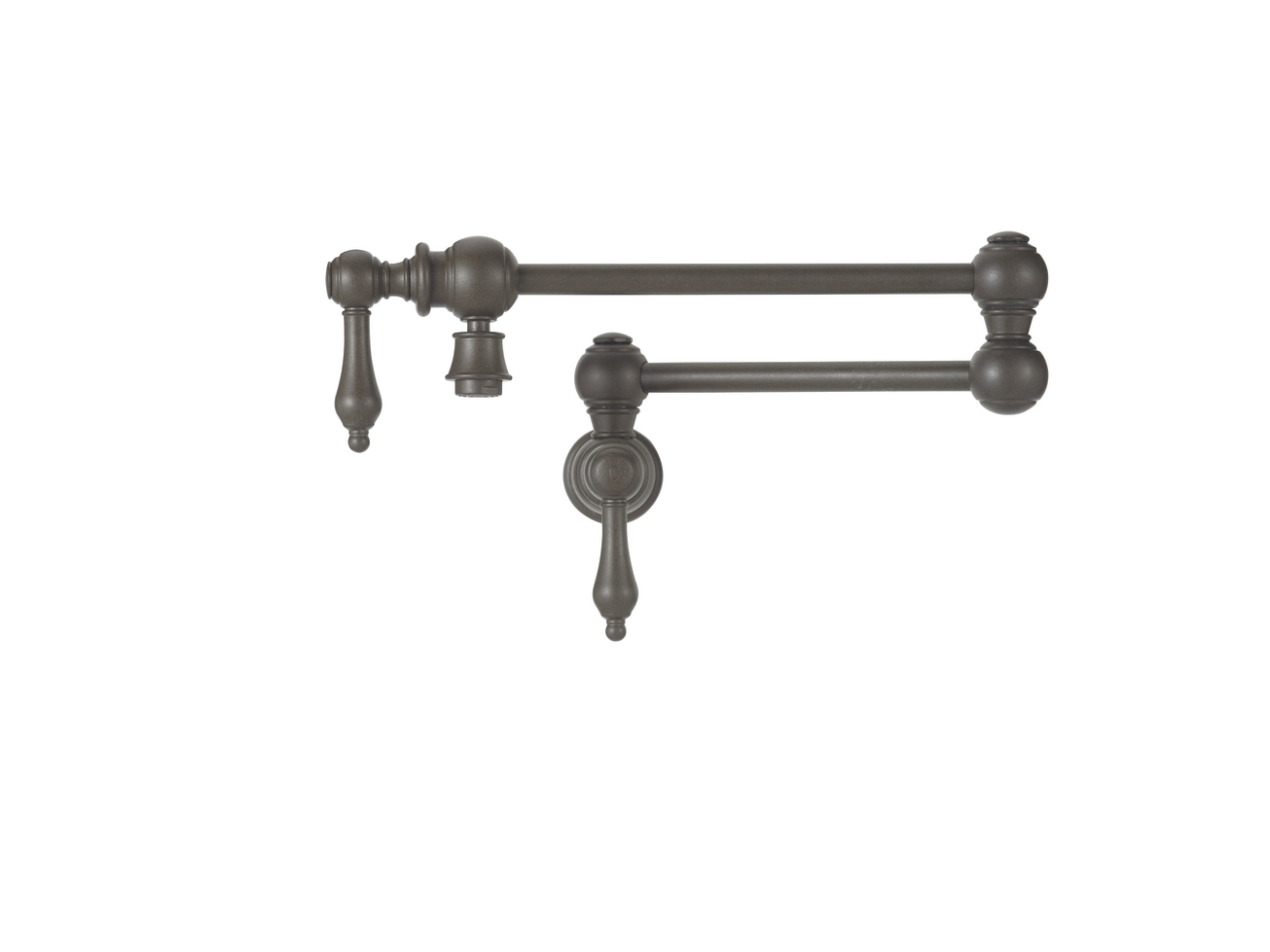 441180 Blanco Grace Pot Filler - Cafe Brown (Wall-Mounted)