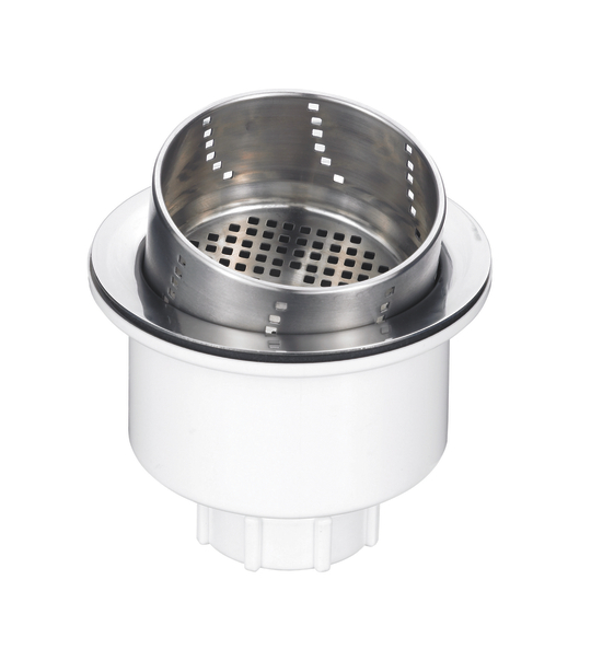 441231 Blanco 3-in-1 Basket Strainer - Stainless
