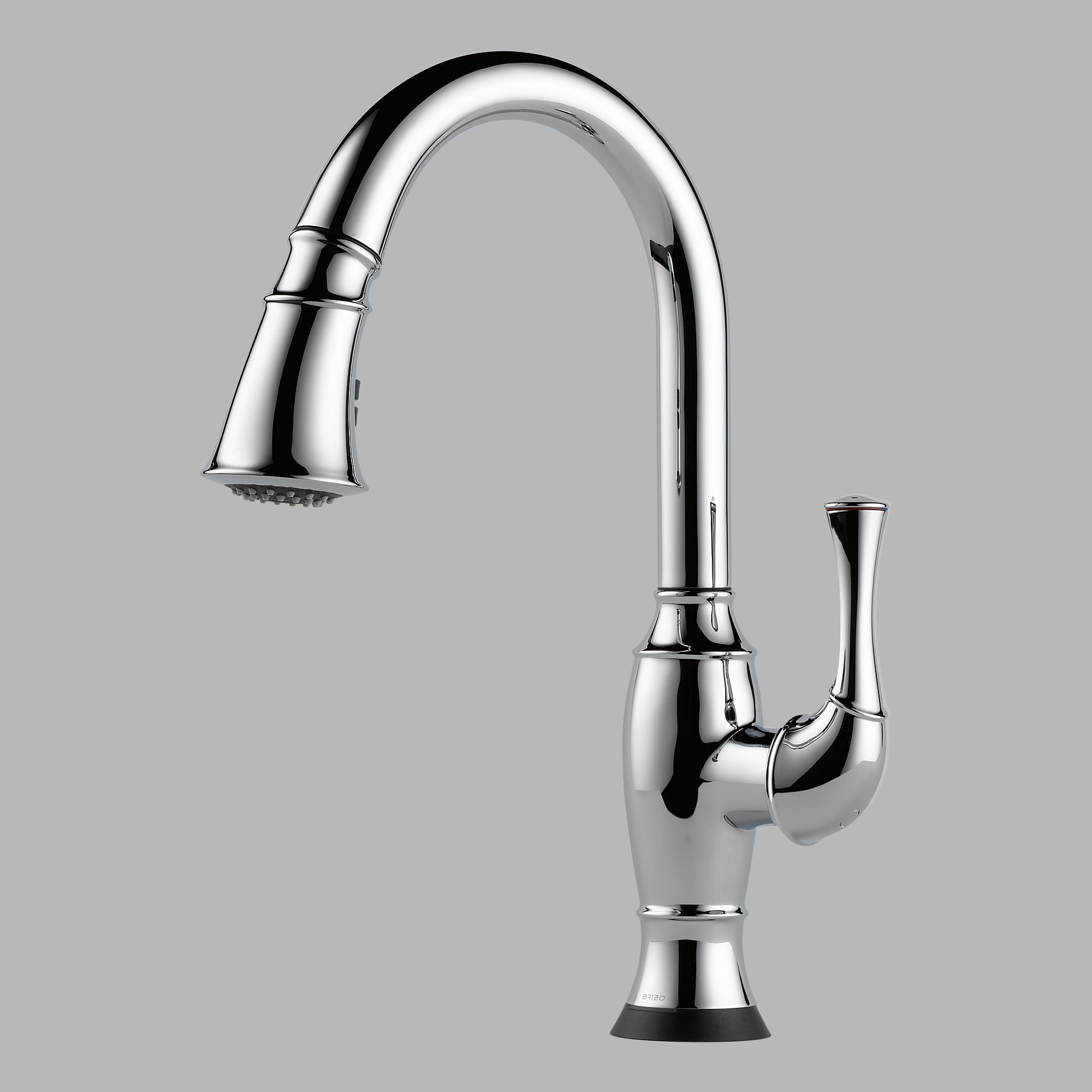 Delicieux Brizo · 64003 Brizo Talo Single Handle Pull Down Kitchen Faucet With Sma