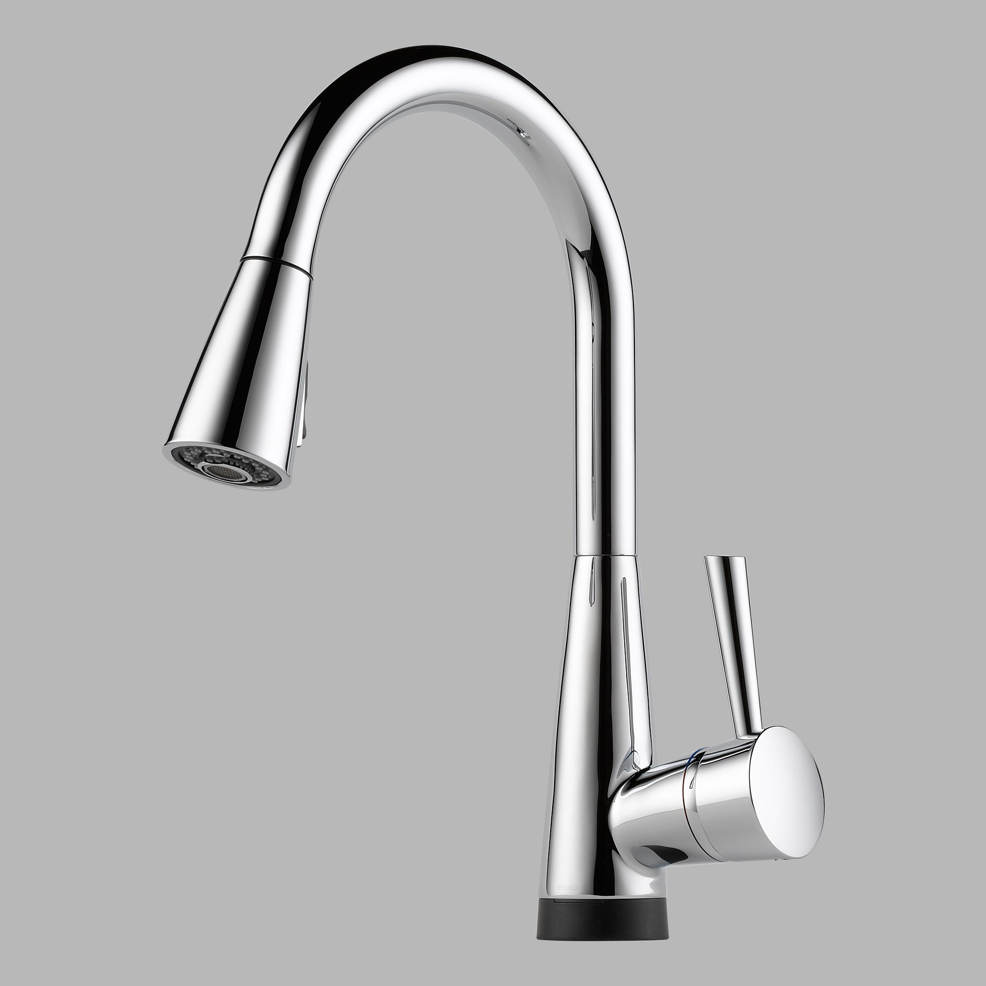 Brizo · 64070 Brizo Venuto Single Handle Pull Down Kitchen Faucet With  Smarttouch(R) Technology