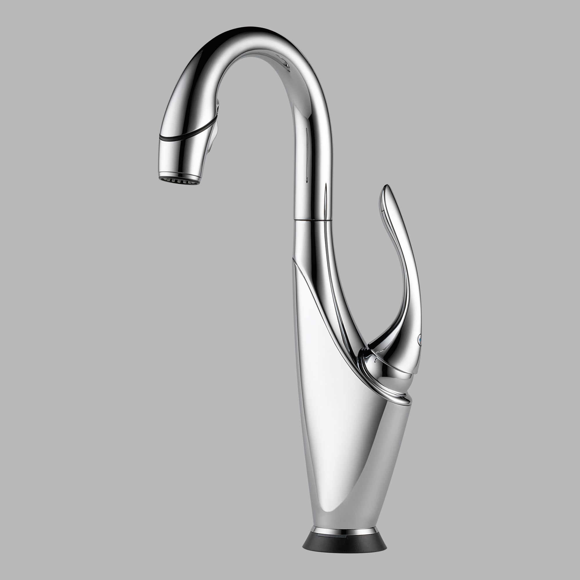 64955 Brizo Vuelo Single Handle Bar/Prep Faucet with Smarttouch(