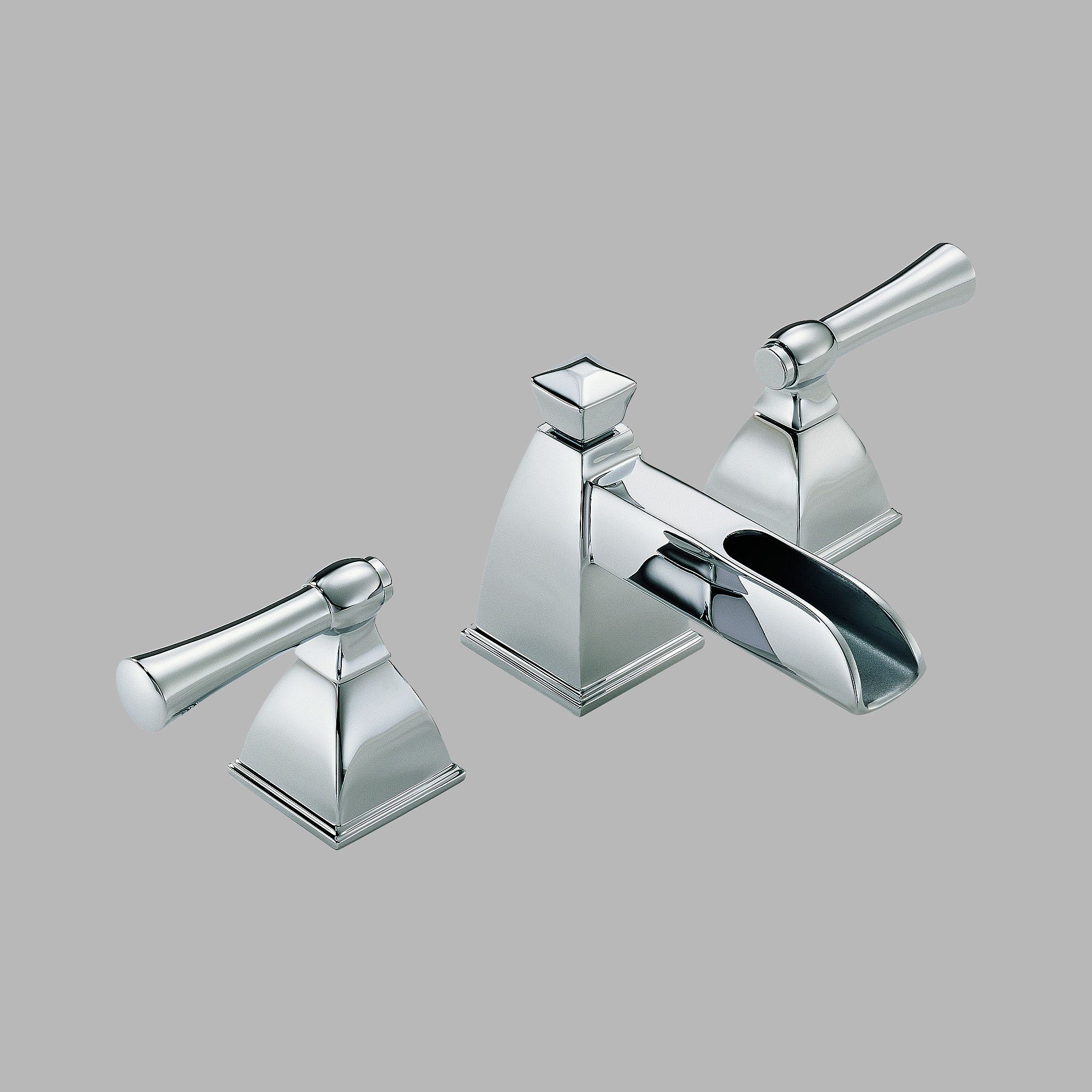 65345 Brizo Vesi Two Handle Widespread Lavatory Faucet