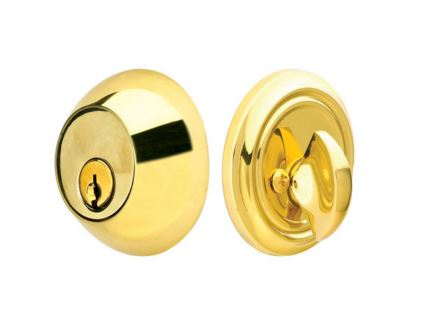 Emtek 8450 Single Cylinder Regular Deadbolt
