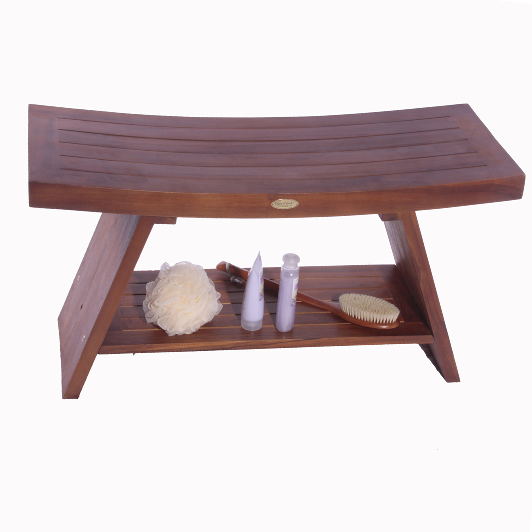 Teak Benches : LUX HOME || Discount Plumbing and Hardware || Kitchen ...
