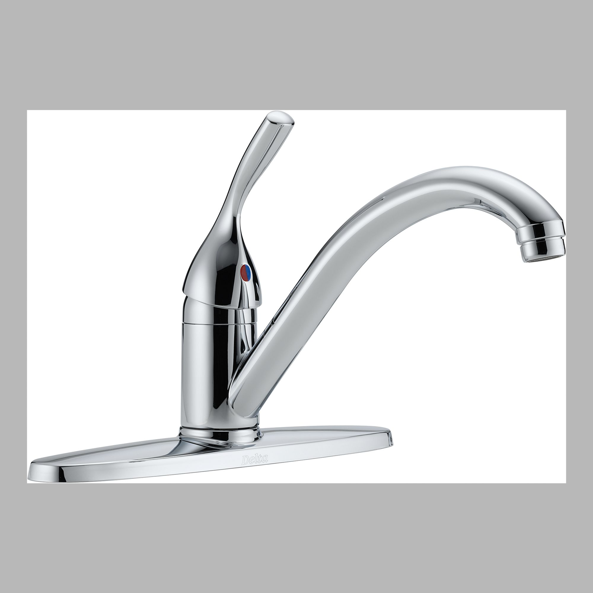of modern delta handle affordable picture faucet single home faucets photos image decor kitchen