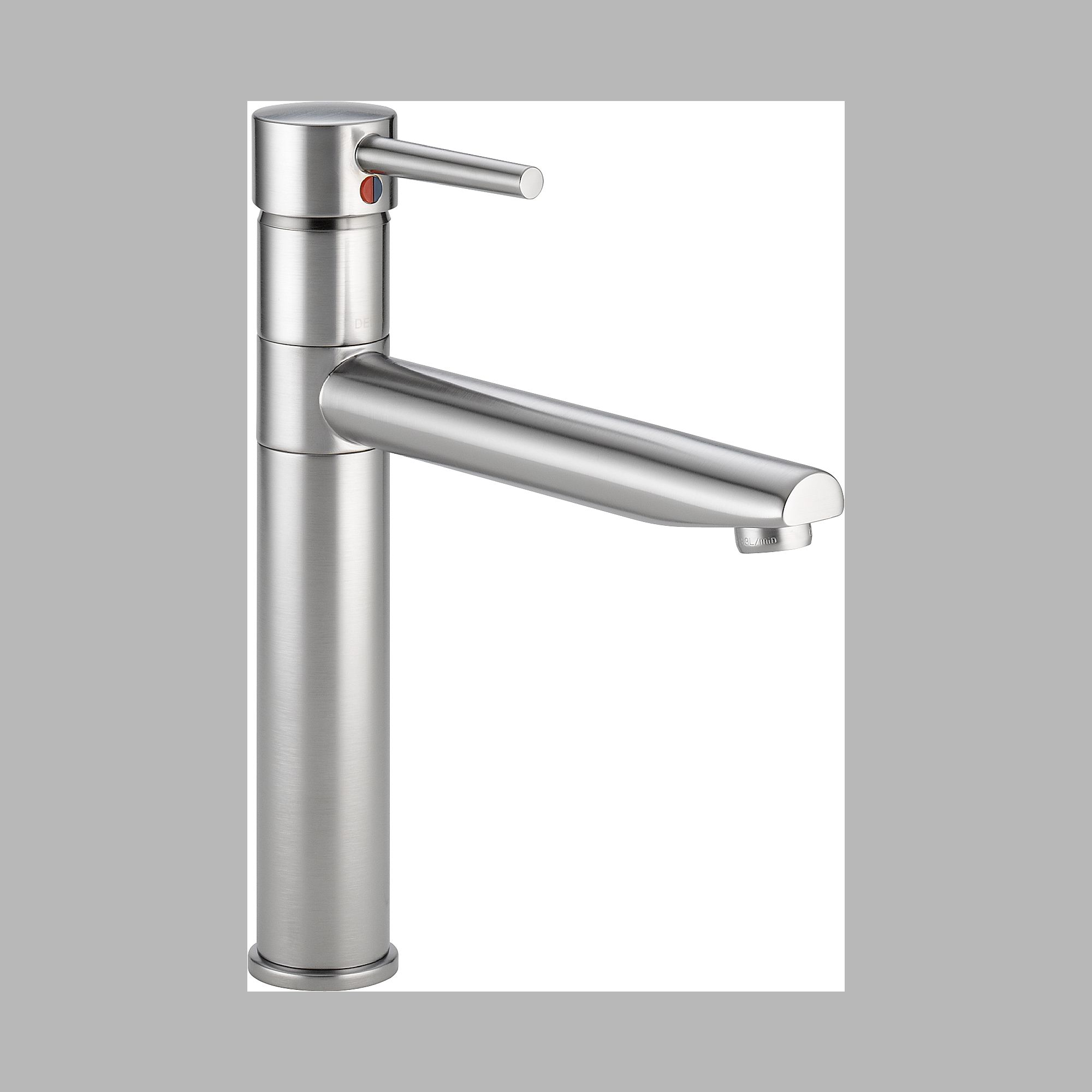 Delta 1159LF-AR Single Handle Centerset Kitchen Faucet