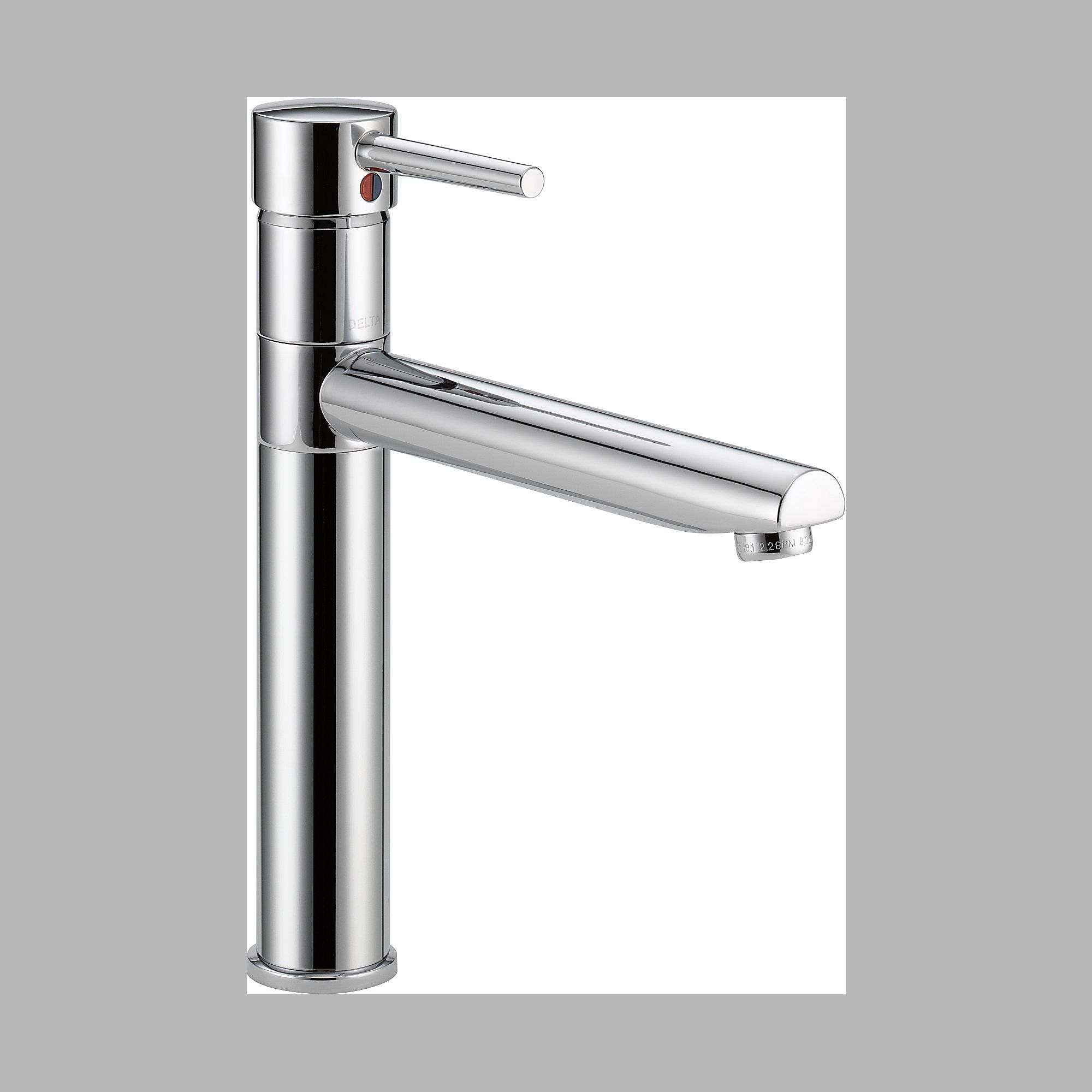 Delta 1159LF Single Handle Centerset Kitchen Faucet
