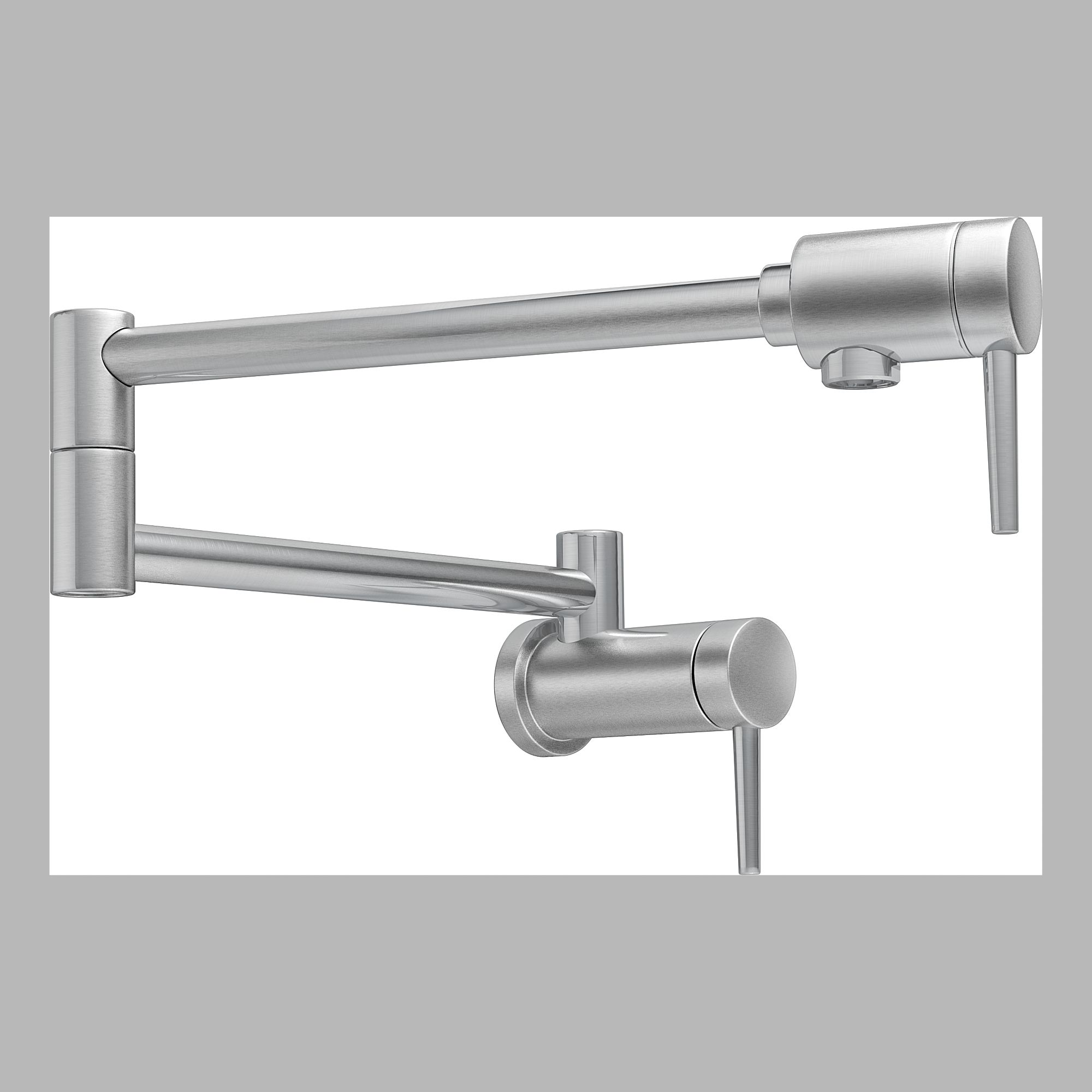 Delta 1165LF-AR Pot Filler Faucet - Wall Mount