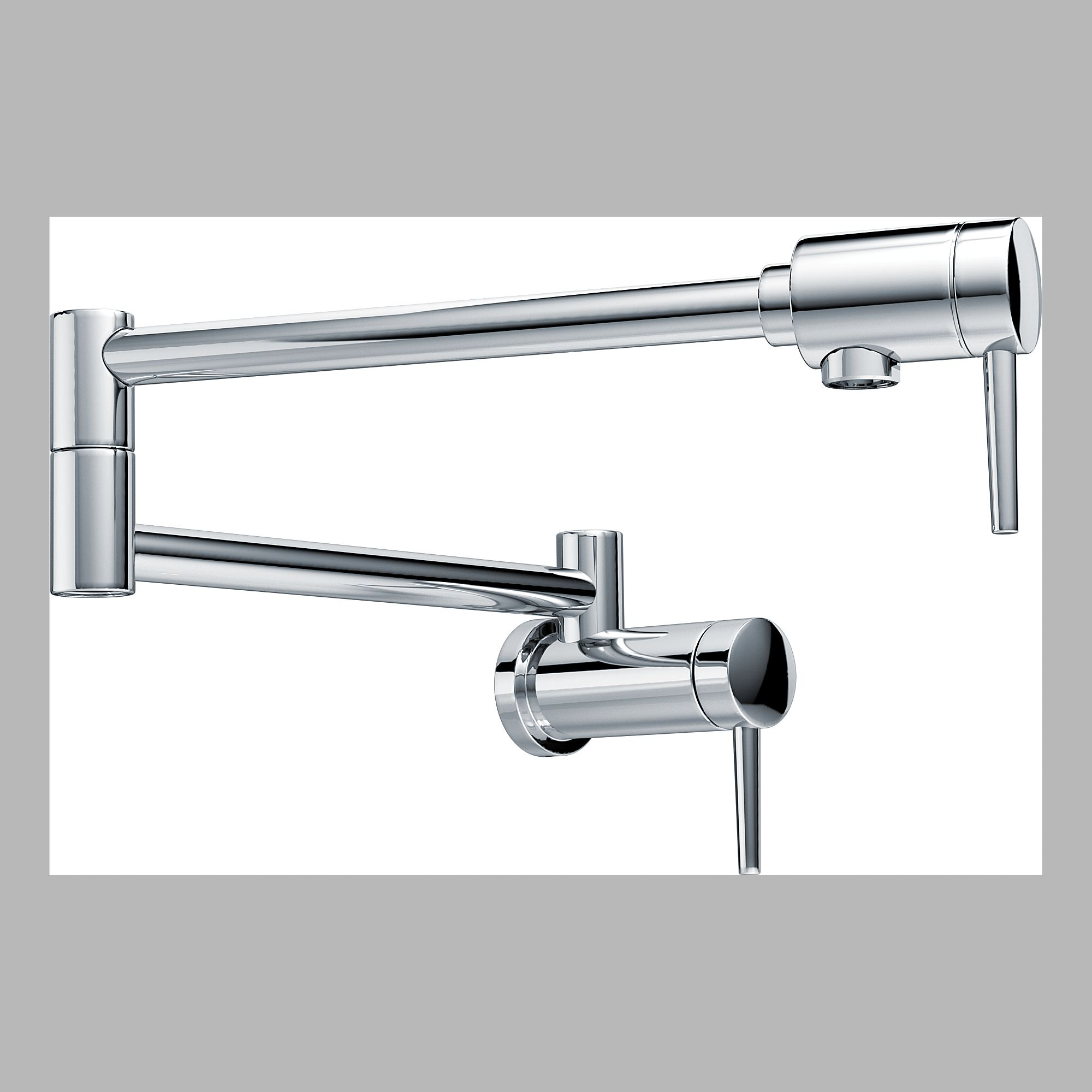 Delta 1165LF Pot Filler Faucet - Wall Mount
