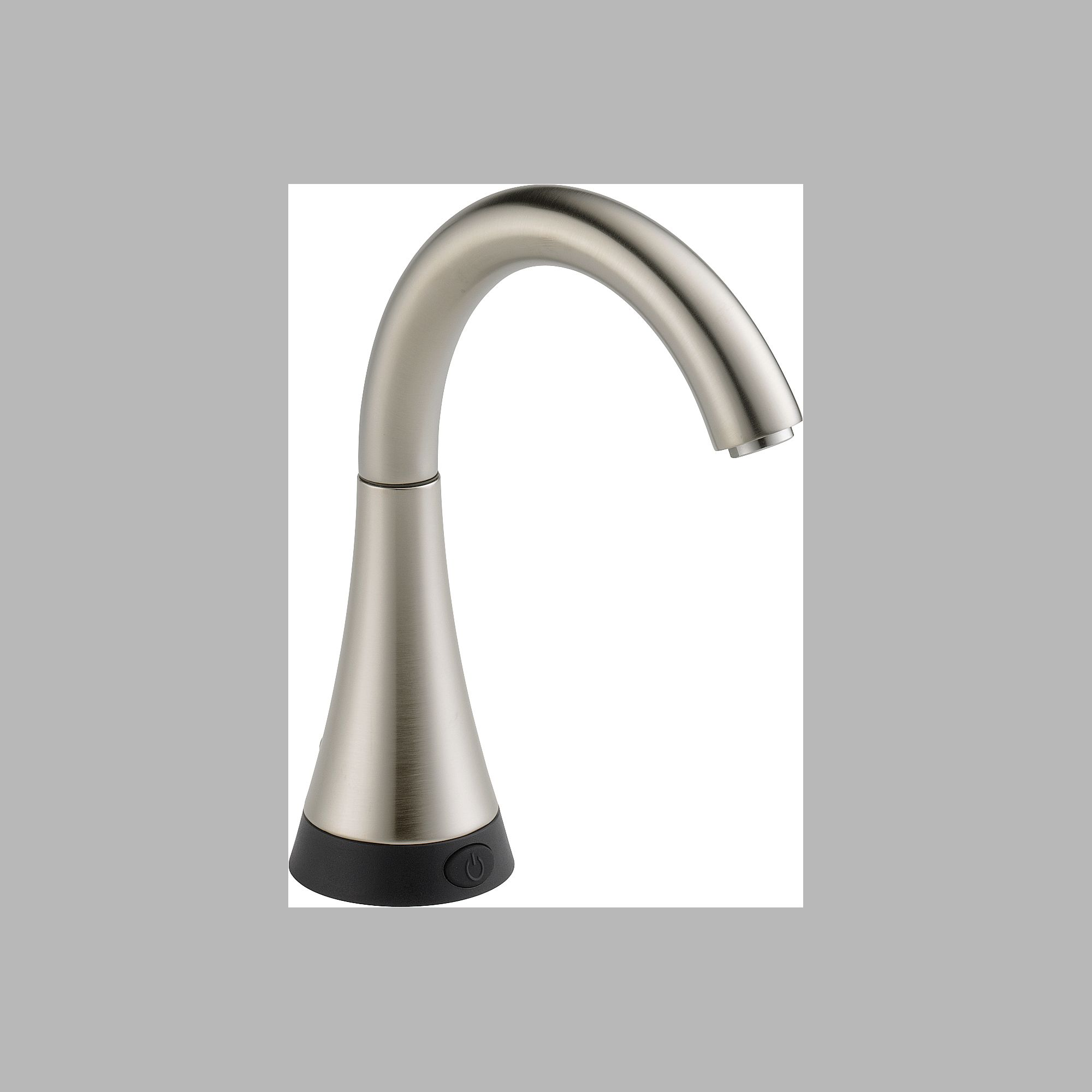 Delta 1977T-SS Touch Beverage Faucet - Transitional