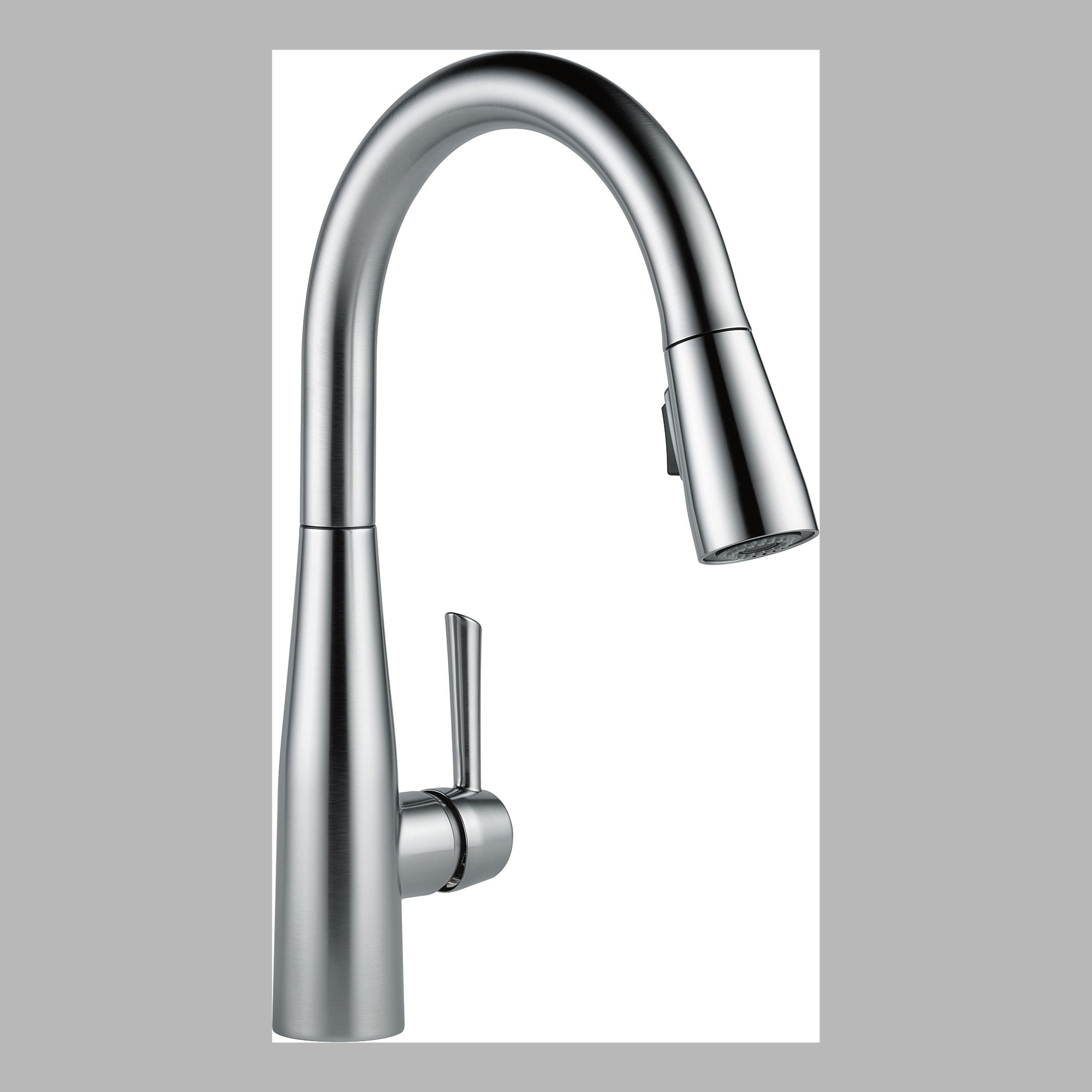 Delta 9113-AR-DST Single Handle Pull Down Kitchen Faucet