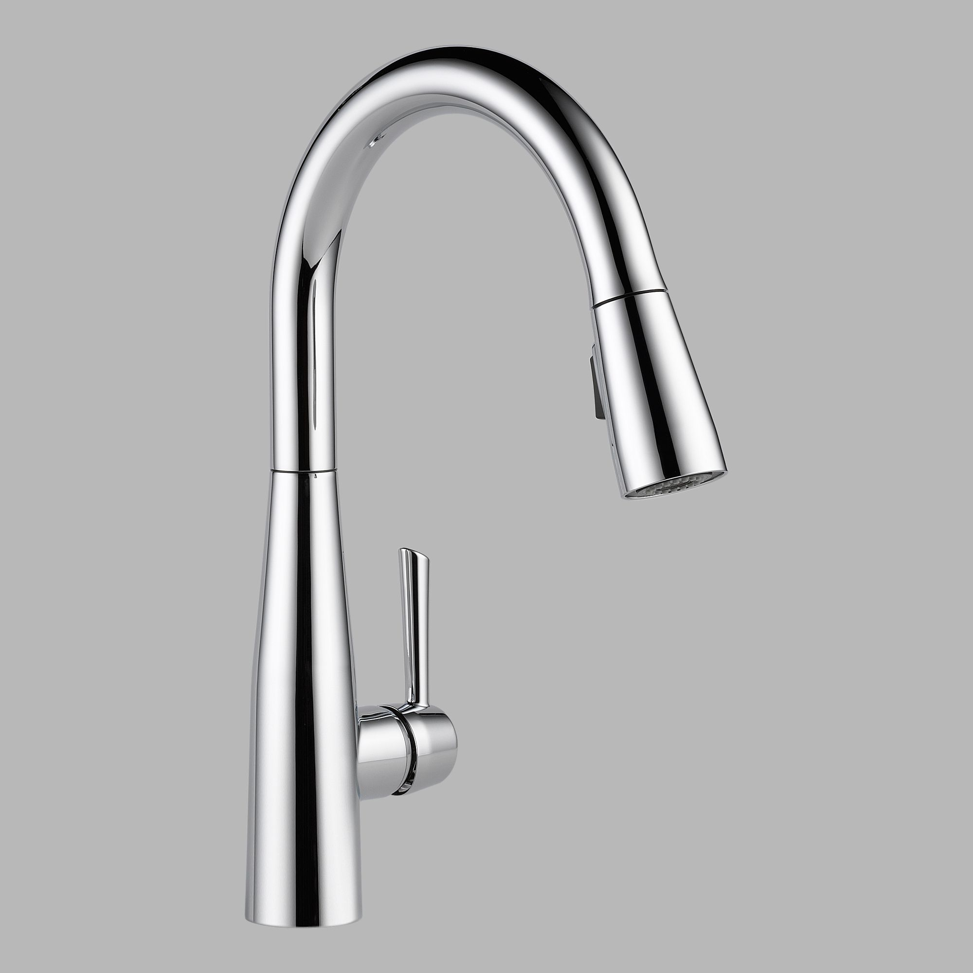 Delta 9113-DST Single Handle Pull Down Kitchen Faucet
