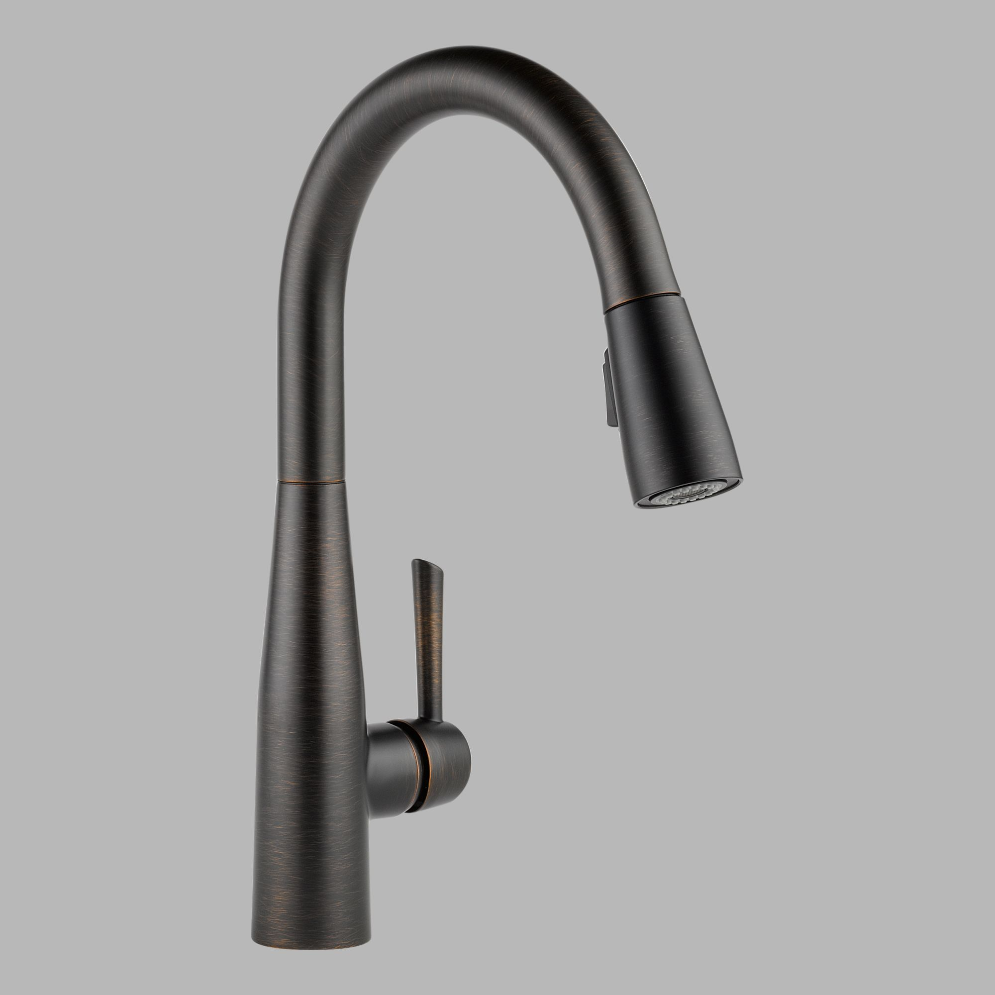 Kitchen Faucet Keeps Getting Loose: Delta 9113-RB-DST Single Handle Pull Down Kitchen Faucet
