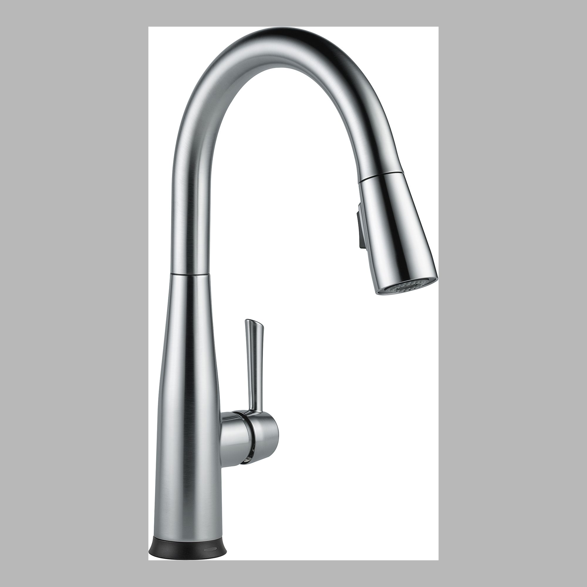delta 9113t-ar-dst single handle pull down kitchen faucet [delta
