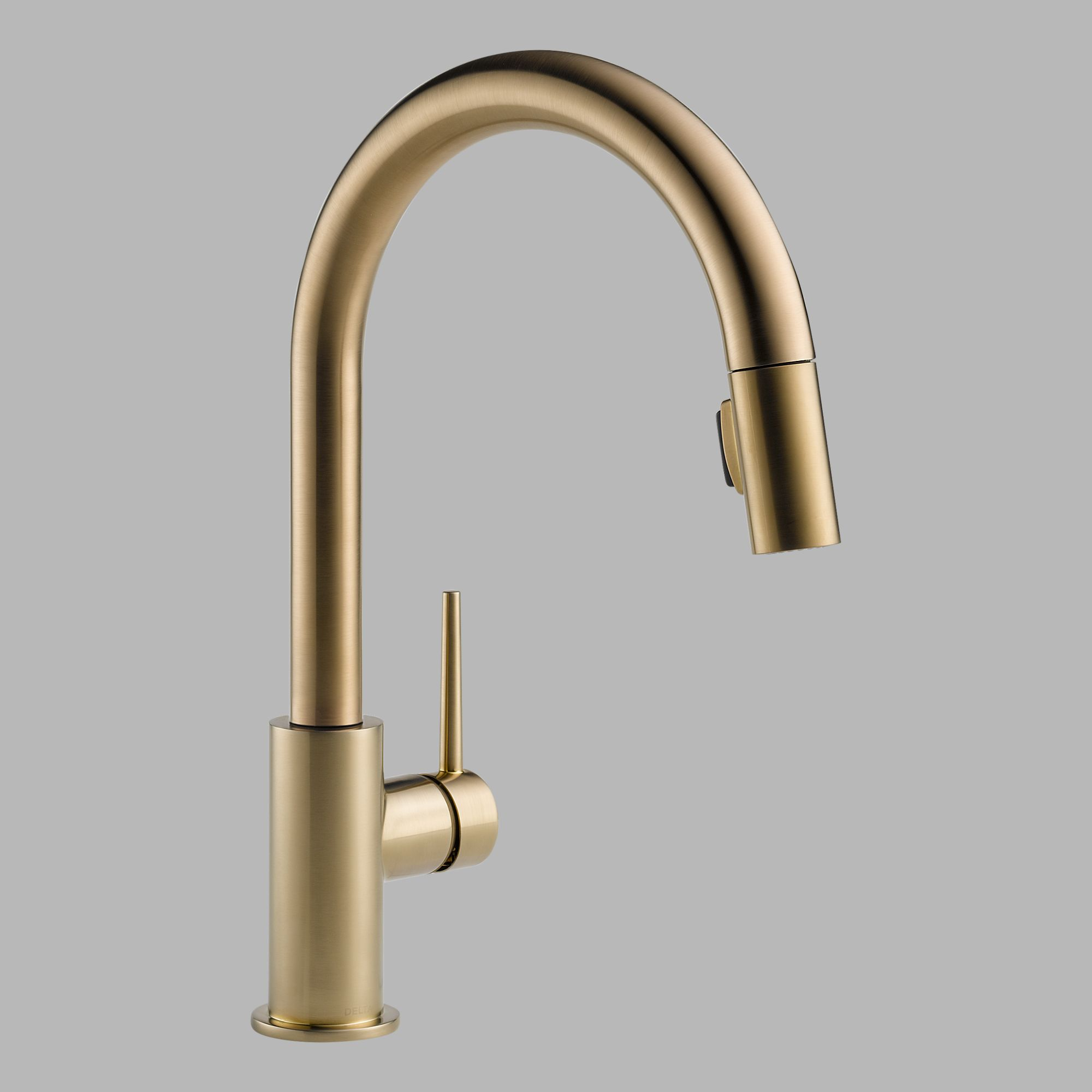 Delta 9159-CZ-DST Single Handle Pull Down Kitchen Faucet [Delta ...