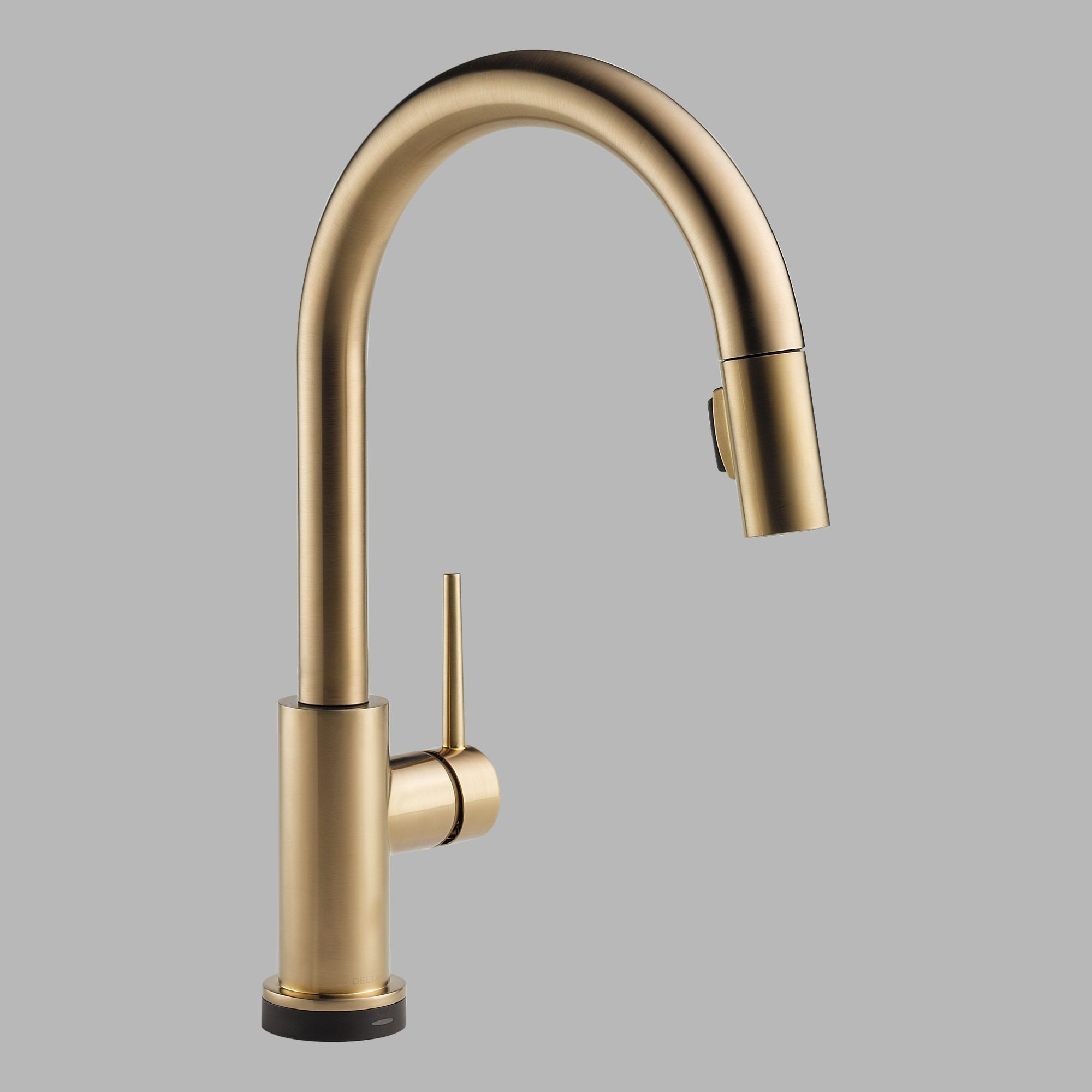Delta 9159T-CZ-DST Single Handle Pull Down Kitchen Faucet