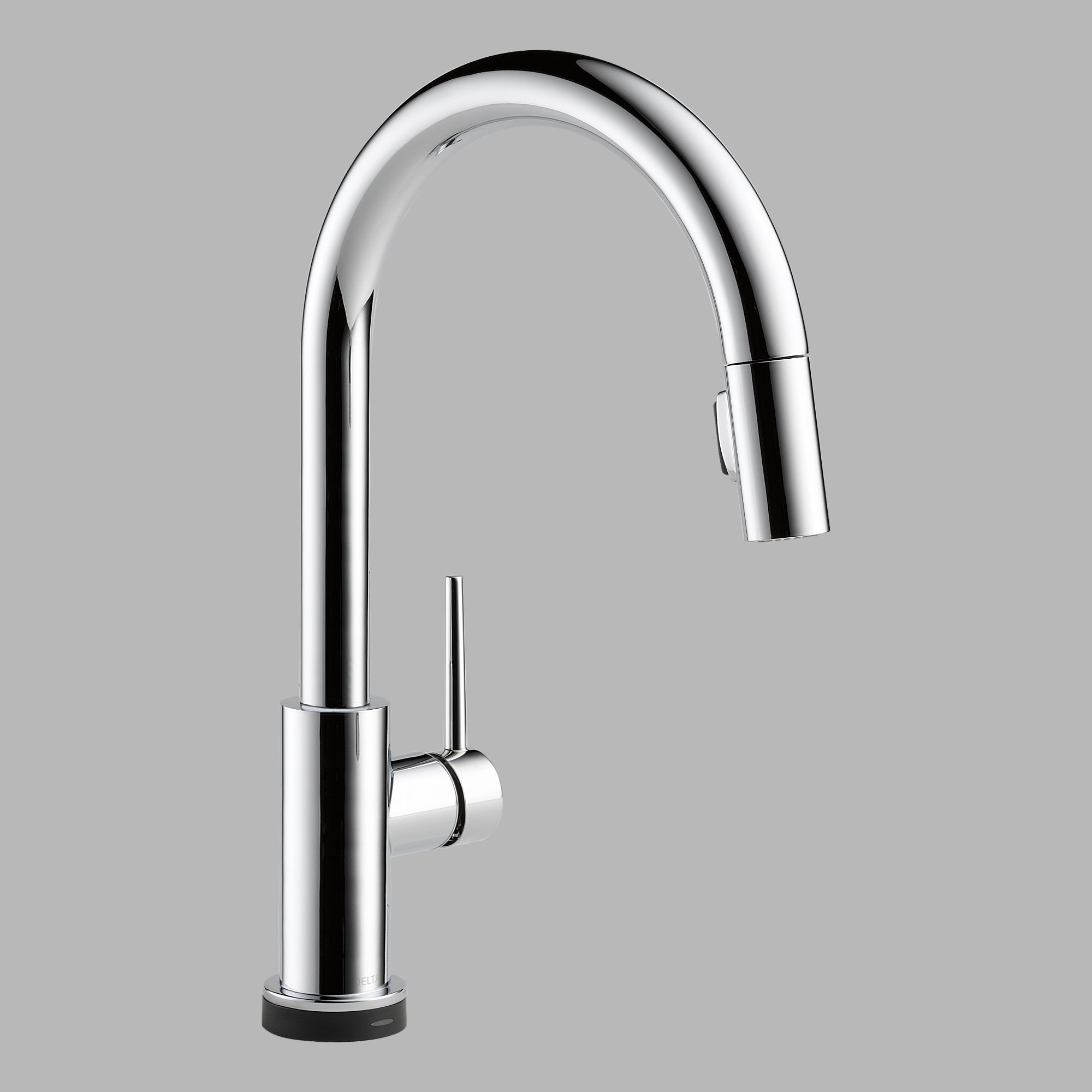 Delta 9159T-DST Single Handle Pull Down Kitchen Faucet
