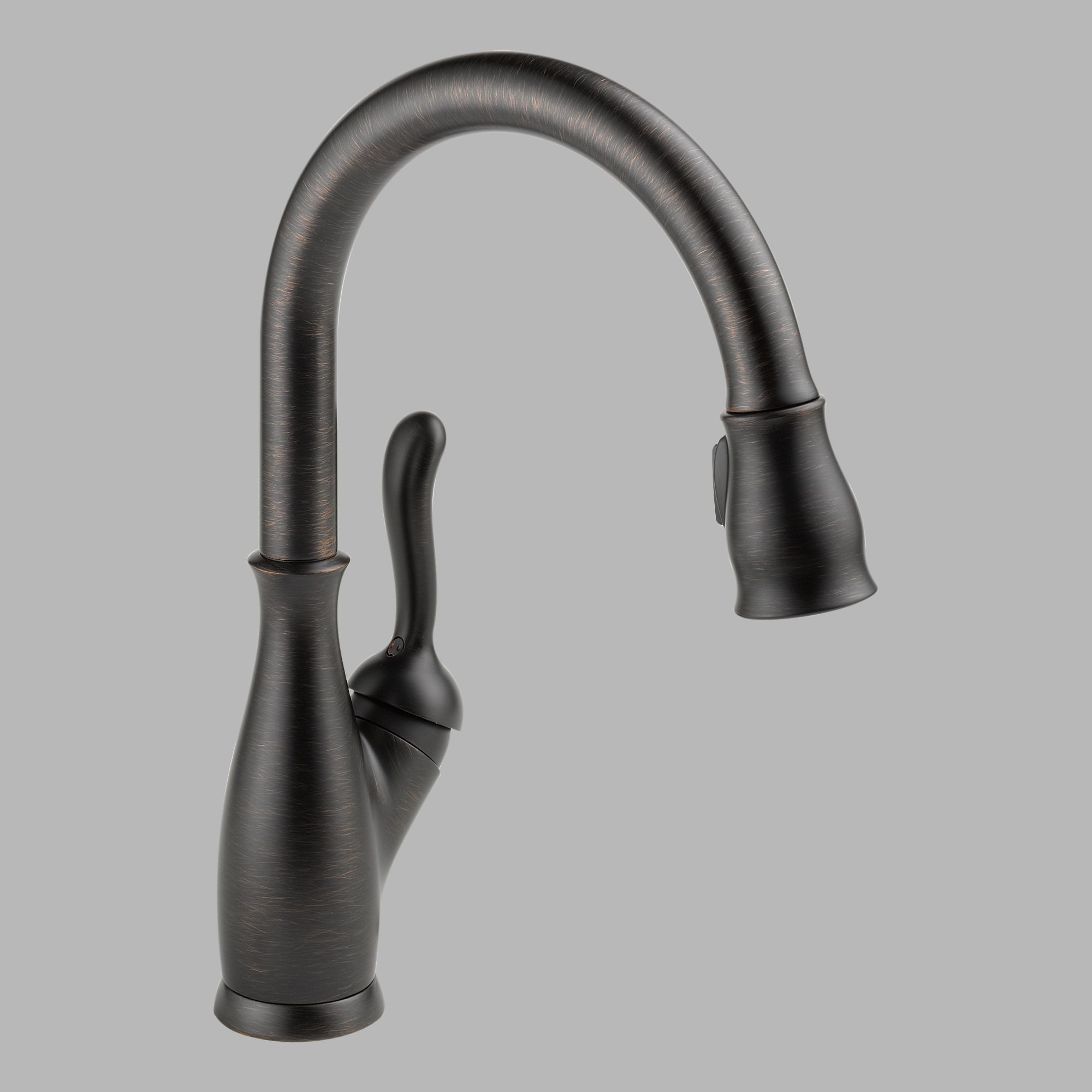 Kitchen Faucet Keeps Getting Loose: Delta 9178-RB-DST Single Handle Pull Down Kitchen Faucet