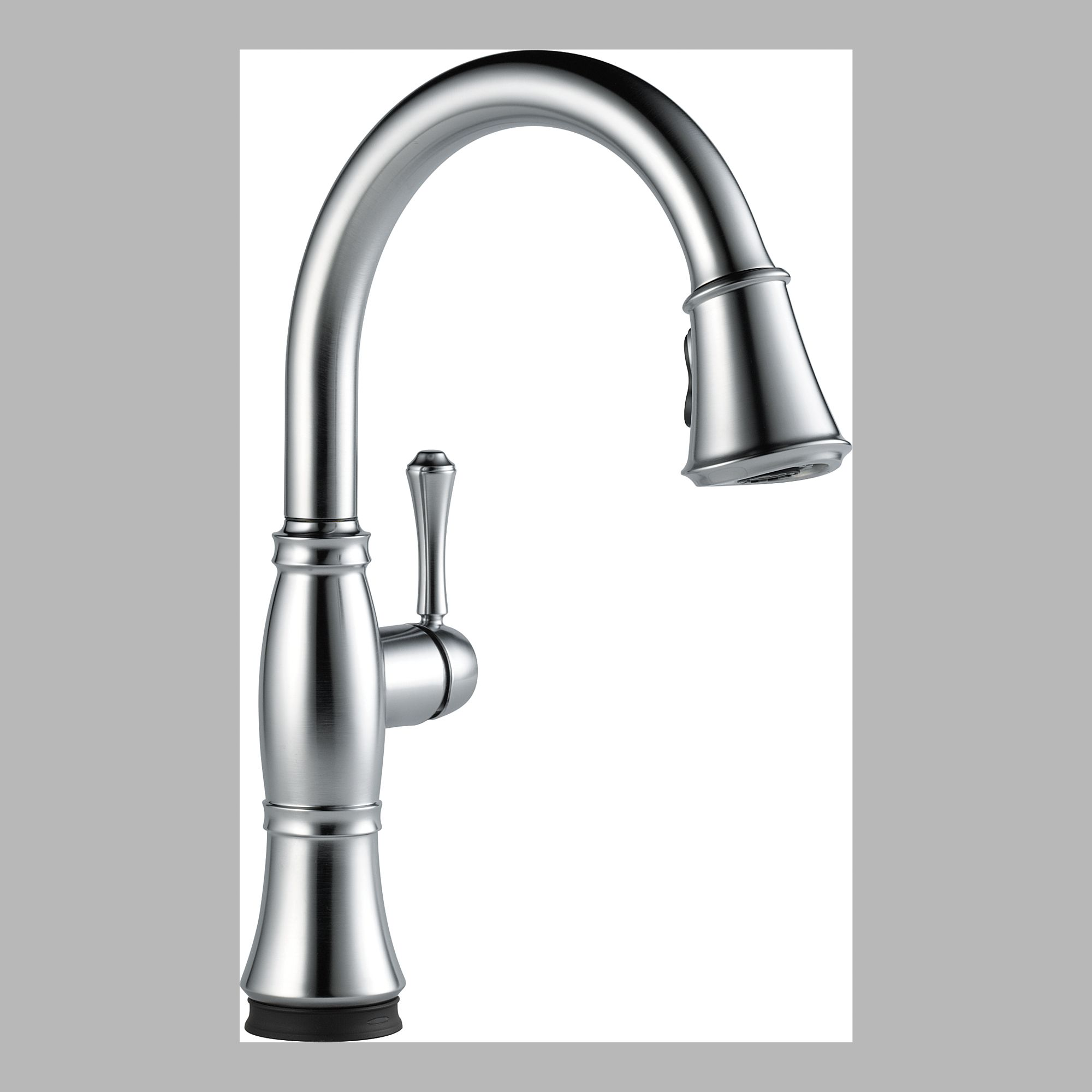 Delta 9197T-AR-DST Single Handle Pull Down Kitchen Faucet