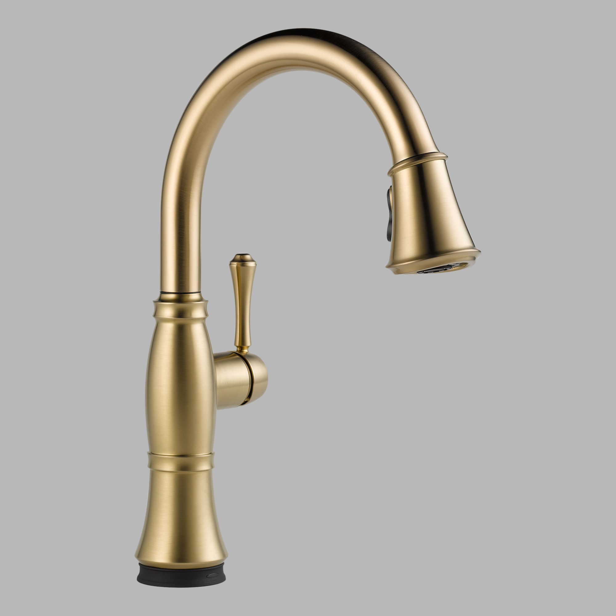 Delta 9197T-CZ-DST Single Handle Pull Down Kitchen Faucet