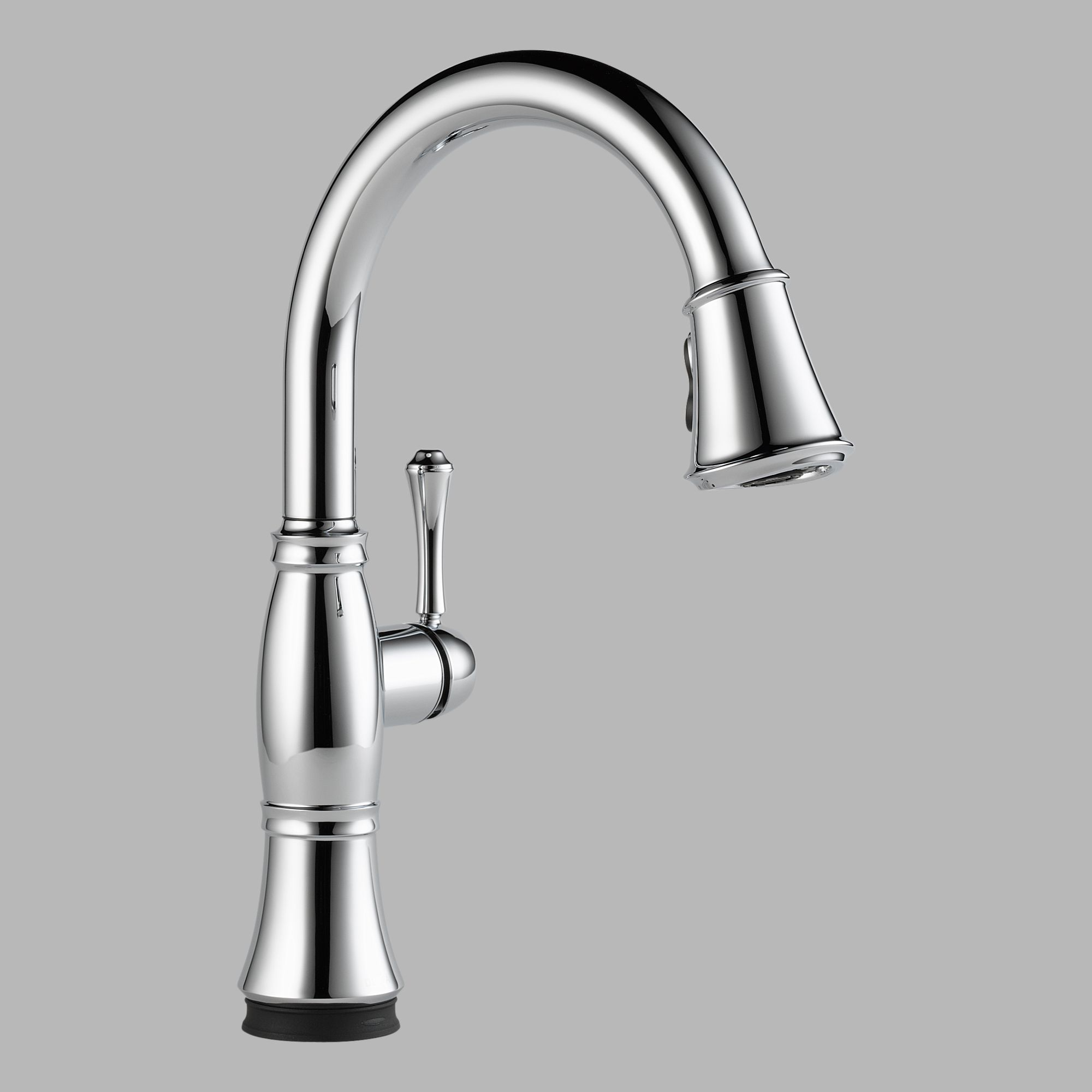 Delta 9197T-DST Single Handle Pull Down Kitchen Faucet