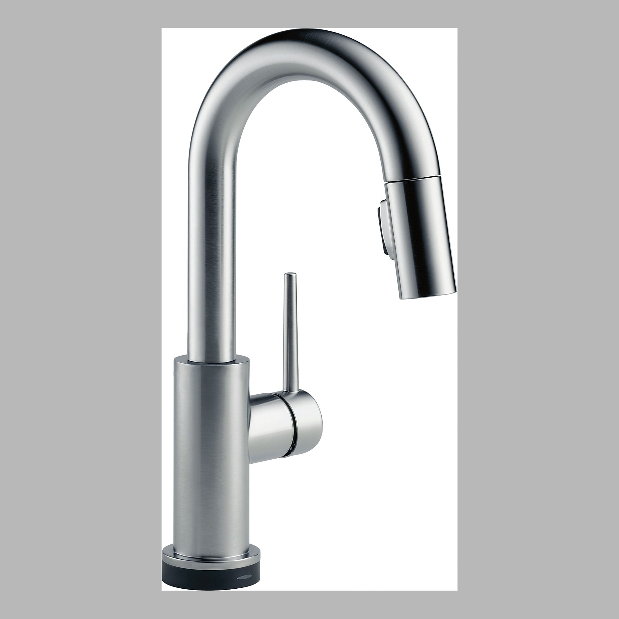 Delta 9959T-AR-DST Single Handle Pull Down Bar/Prep Faucet