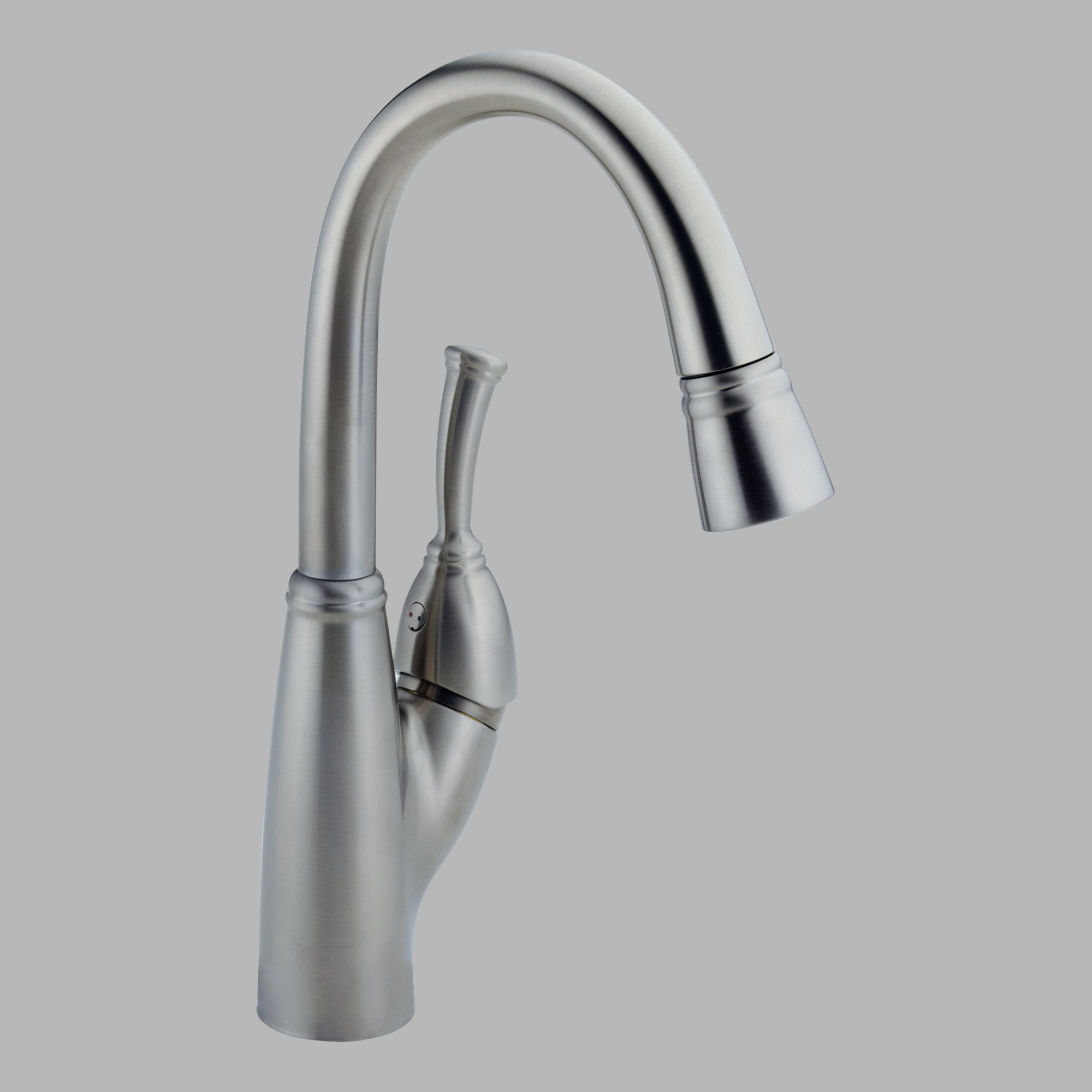 Delta 999-AR-DST Single Handle Pull Down Bar/Prep Faucet