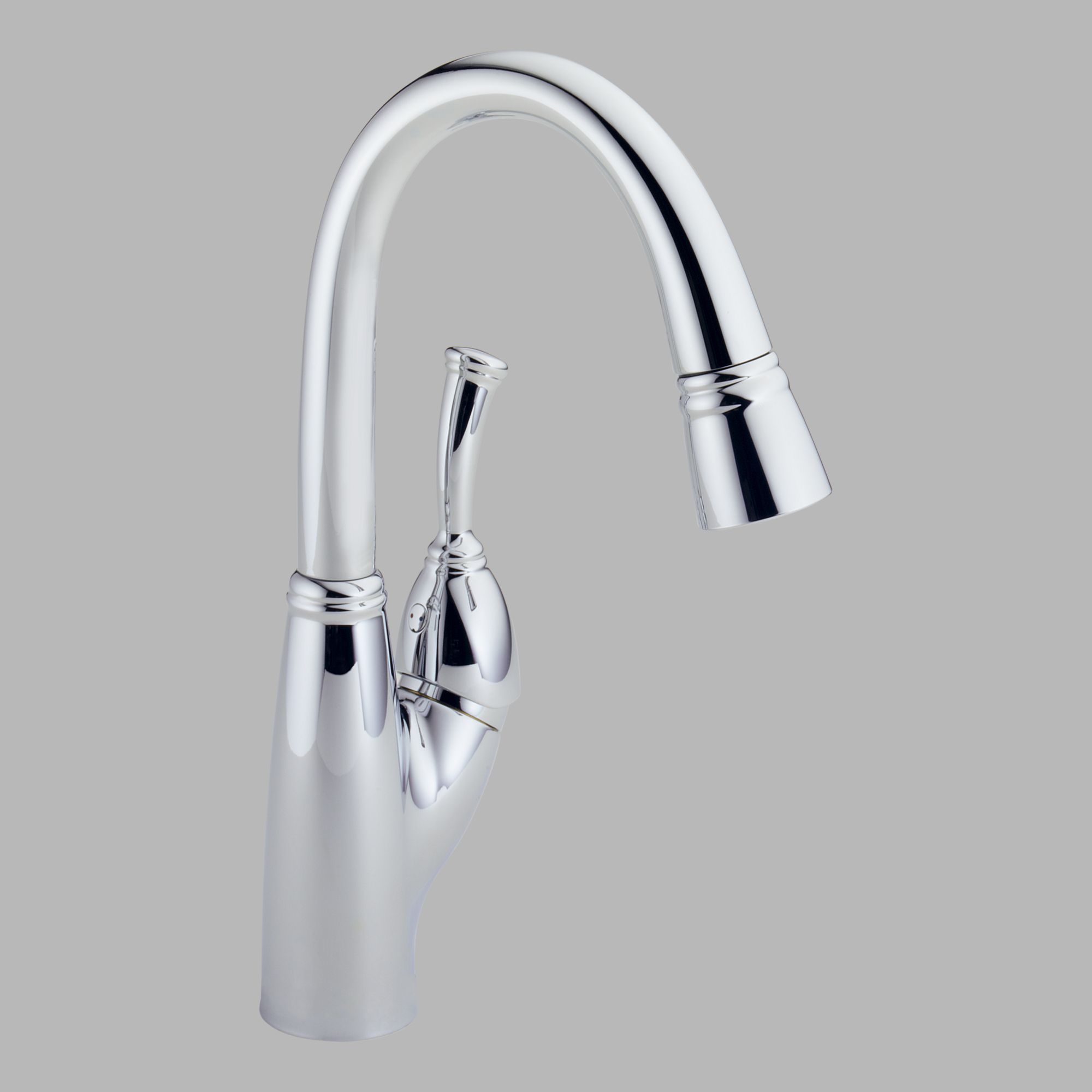 Delta 999-DST Single Handle Pull Down Bar/Prep Faucet