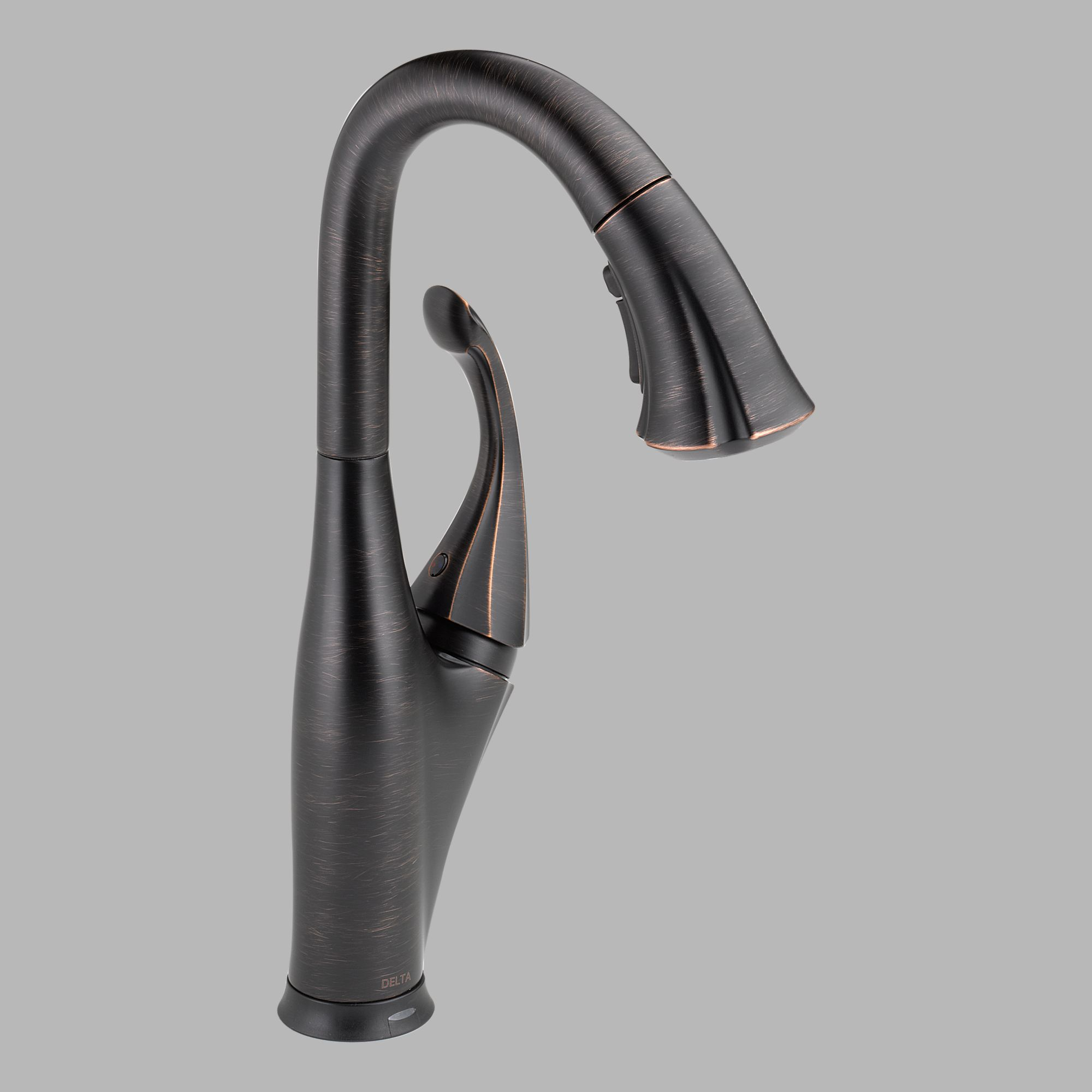 home depot kitchen faucets in stock delta addison pulldown delta bronze kitchen faucet Delta Premier Kitchen Faucets Luxhome Big Sale
