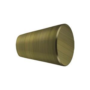 Deltana KRB175U15A 1-3//4-Inch Diameter HD Solid Brass Knob