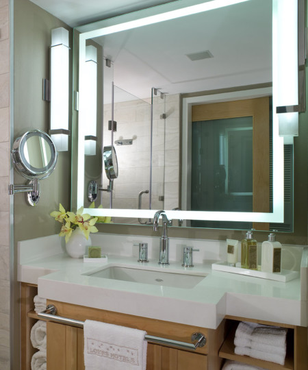 Electric Mirror INT4242 Integrity 42x42 Lighted Mirror