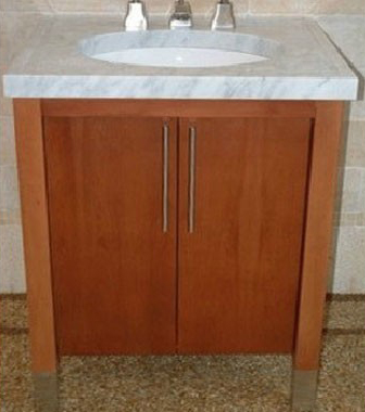 "Empire Industries CO24 Contempo 30"" Two Door Vanity"