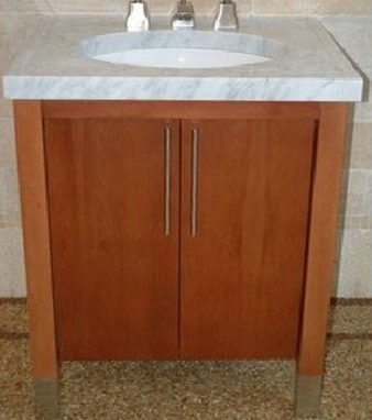 "Empire Industries CO24 Contempo 36"" Two Door Vanity"