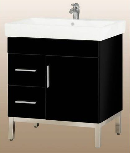 "Empire Industries DF30-12 Daytona Fiorella 30"" Vanity"