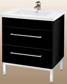 "Empire Industries DM30-02 Daytona Milano 30"" Vanity"