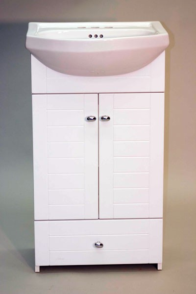 "Empire Industries M22T Metro 22"" Thermafoil Vanity"