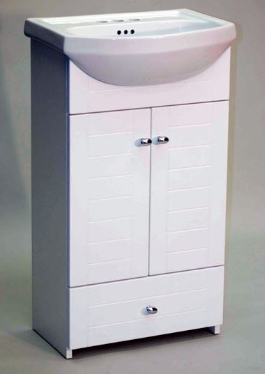 "Empire Industries M26T Metro 26"" Thermafoil Vanity"