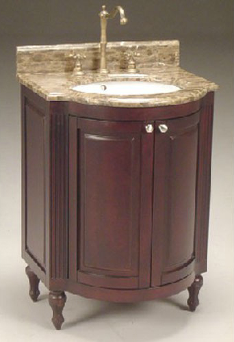 "Empire Industries PA24 Park Avenue 24"" Vanity - Dark Cherry"