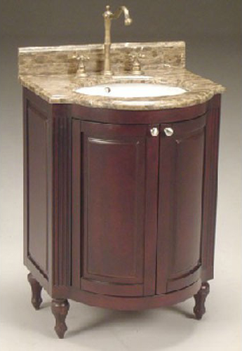 "Empire Industries PA30 Park Avenue 30"" Vanity - Dark Cherry"