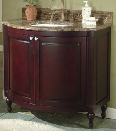 "Empire Industries PA36 Park Avenue 36"" Vanity - Dark Cherry"