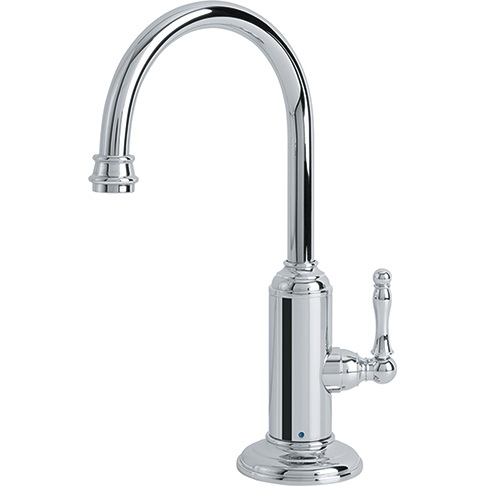 Franke DW12000 Farm House Little Butler Cold Filtered Water Faucet - Polished Chrome